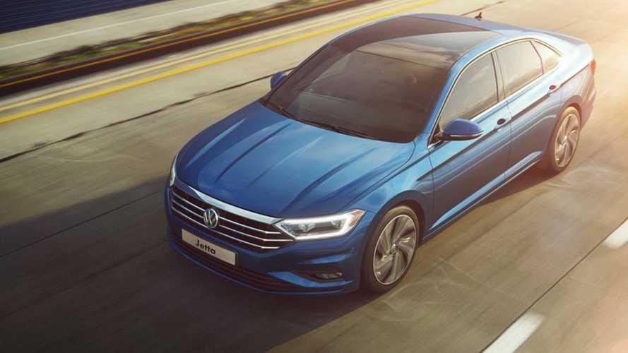Новый Volkswagen Jetta наконец-то добрался до России