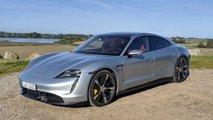 Porsche Taycan: il nostro First Drive