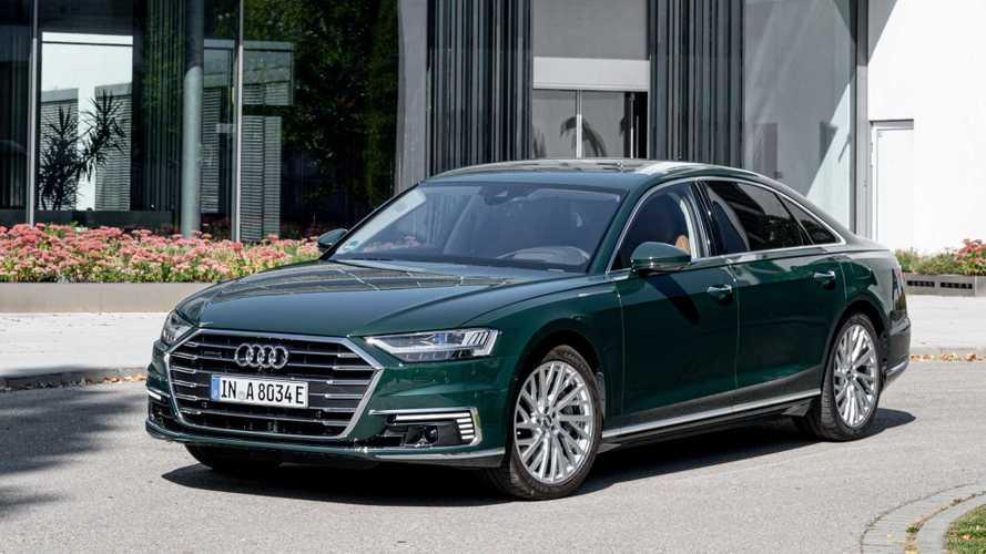 Audi A8: Gewerbekunden-Leasing für 699 Euro/Monat netto