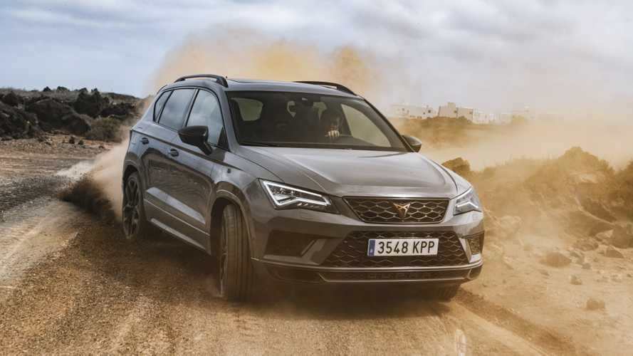 £42k limited-edition Cupra Ateca joins the line-up in the UK