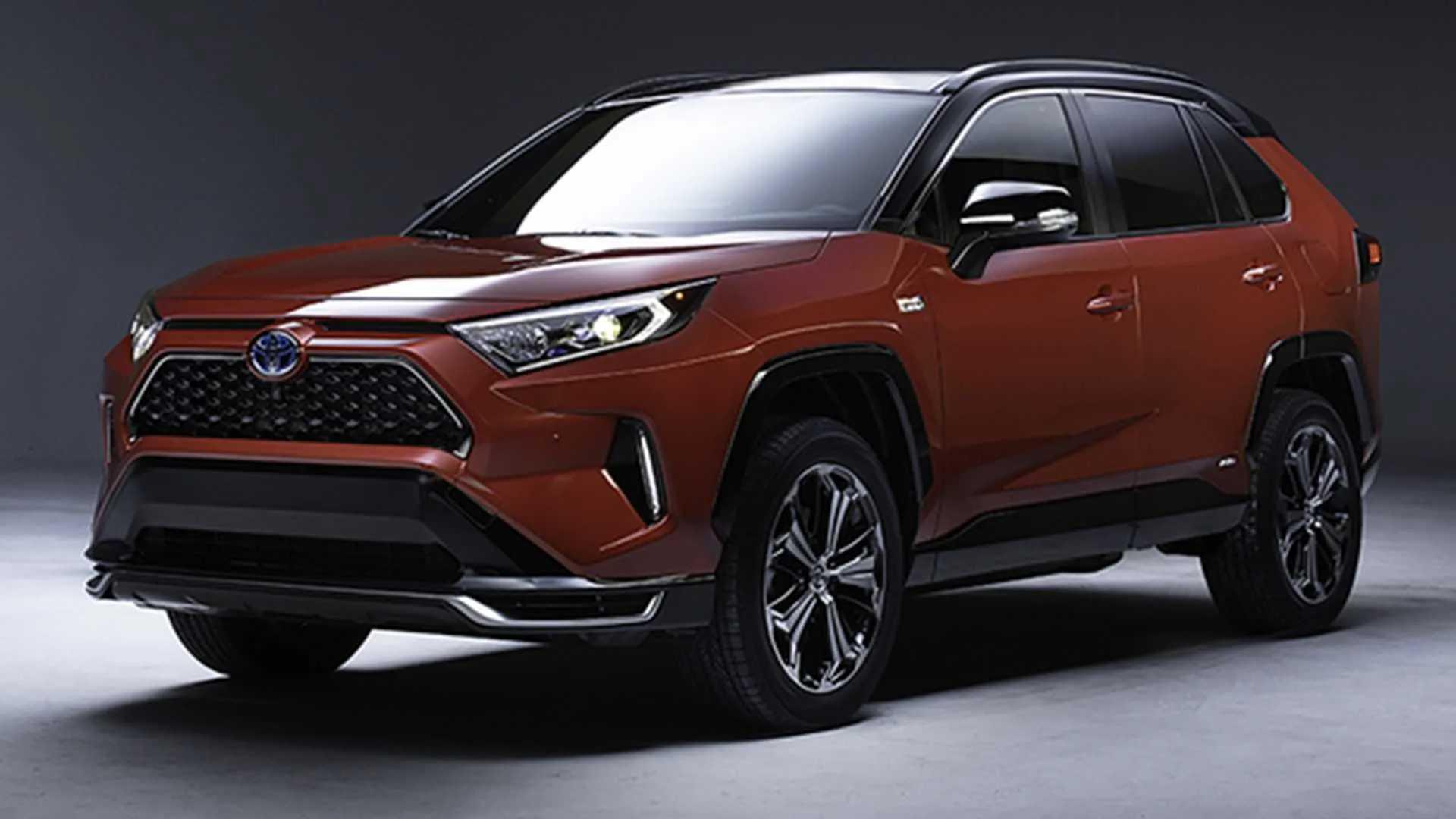 2020 Toyota RAV4 Spesification