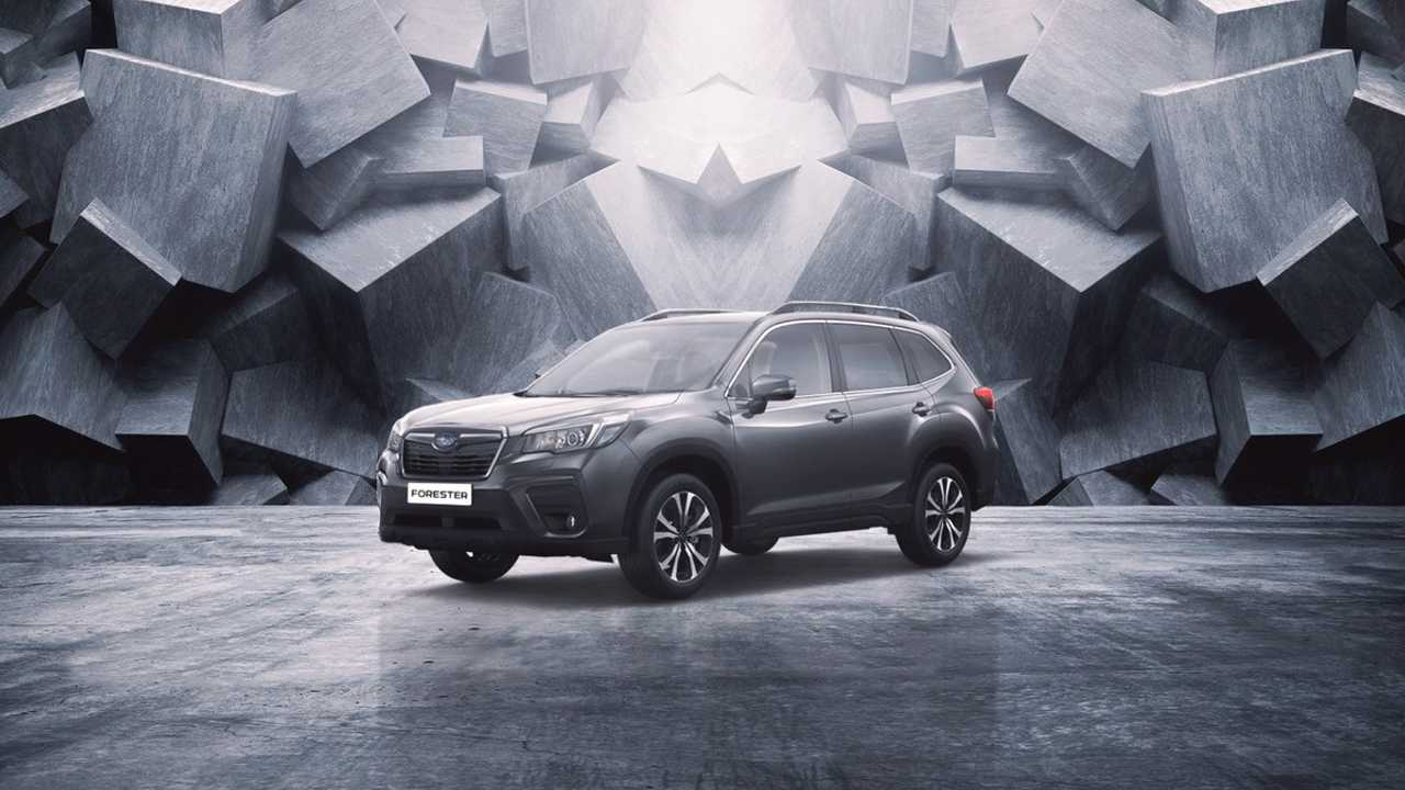 Subaru Forester 2020 для России