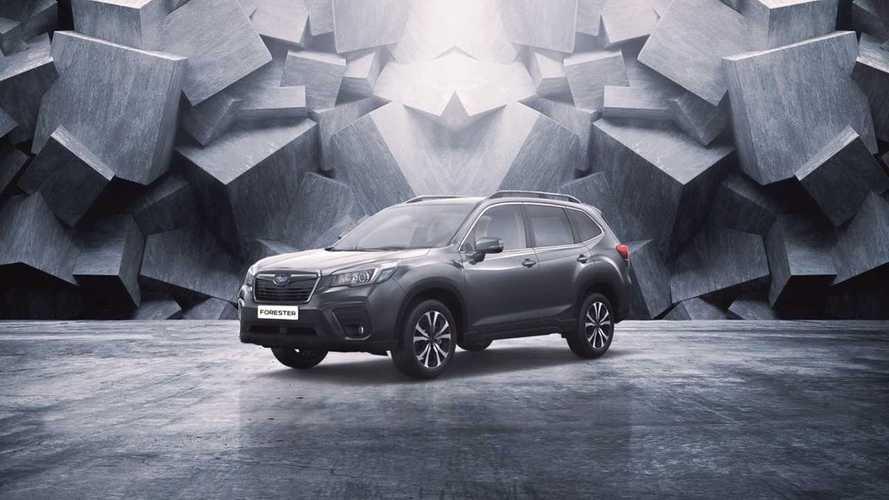 В России появился слегка обновленный Subaru Forester