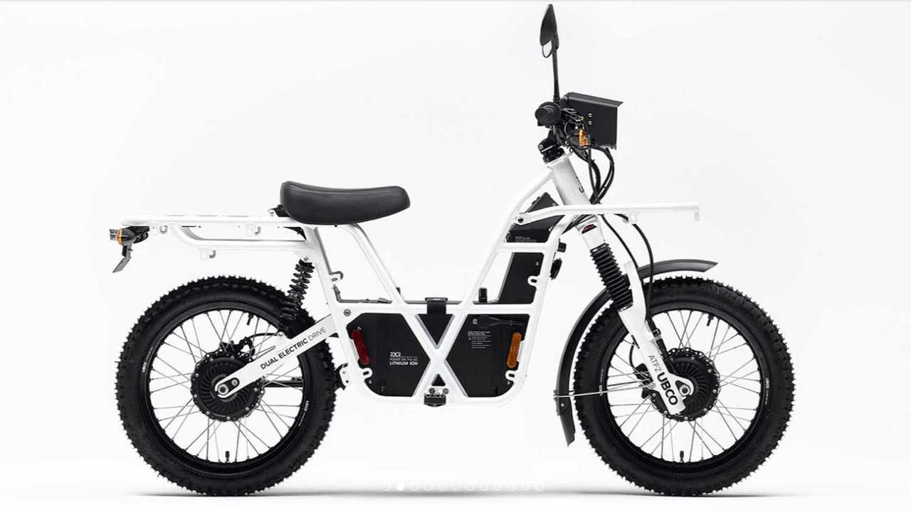 Ubco 2x2 Electric Bike