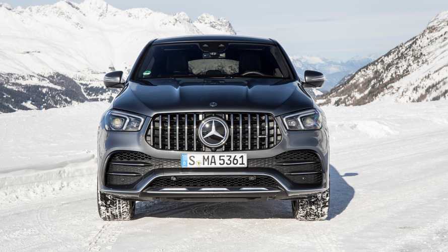 Mercedes Boosts Sales Lead Over BMW, Lexus At Halfway Mark
