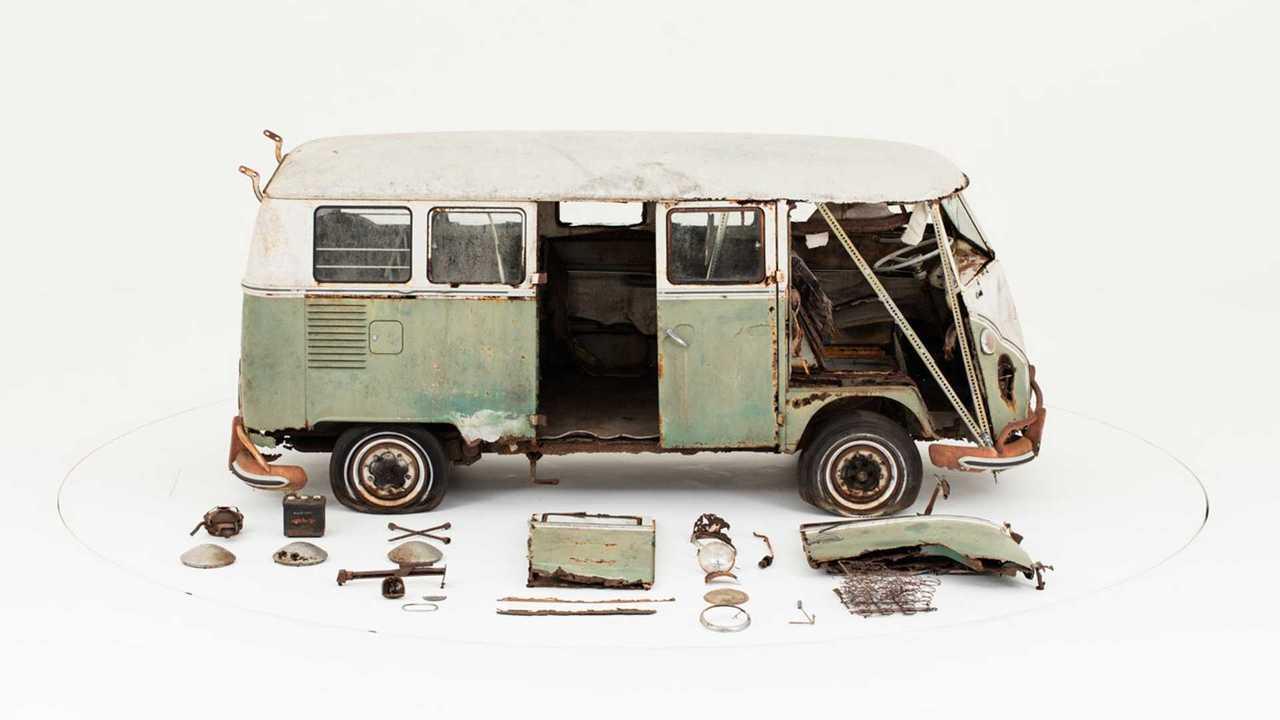 Volkswagen Helps Preserve Civil Rights VW 'Jenkins Bus'