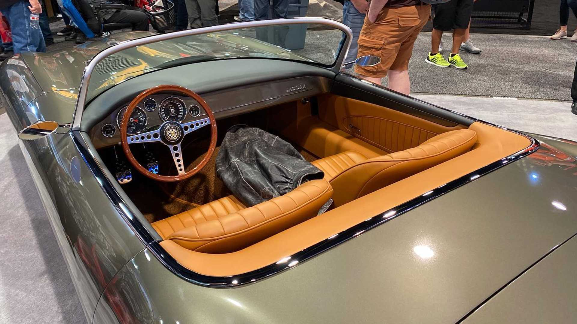 "[""Chip Foose Restomods 1974 Jaguar E-Type""]"