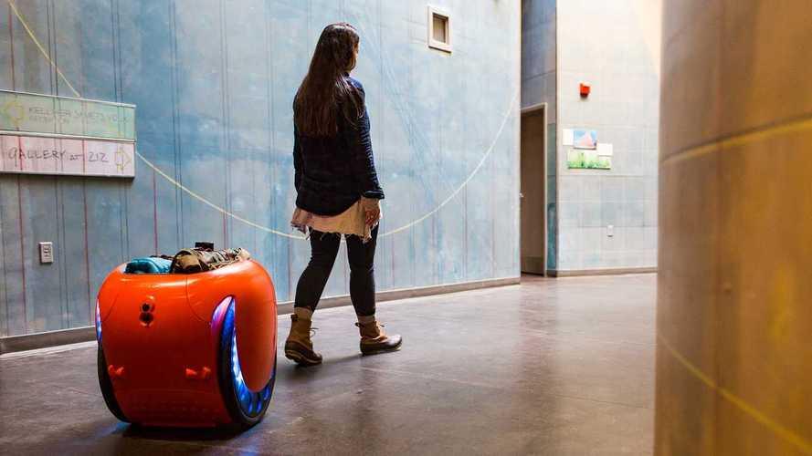 Piaggio Gita: Der italienische Cousin von R2-D2 folgt Ihnen automatisch