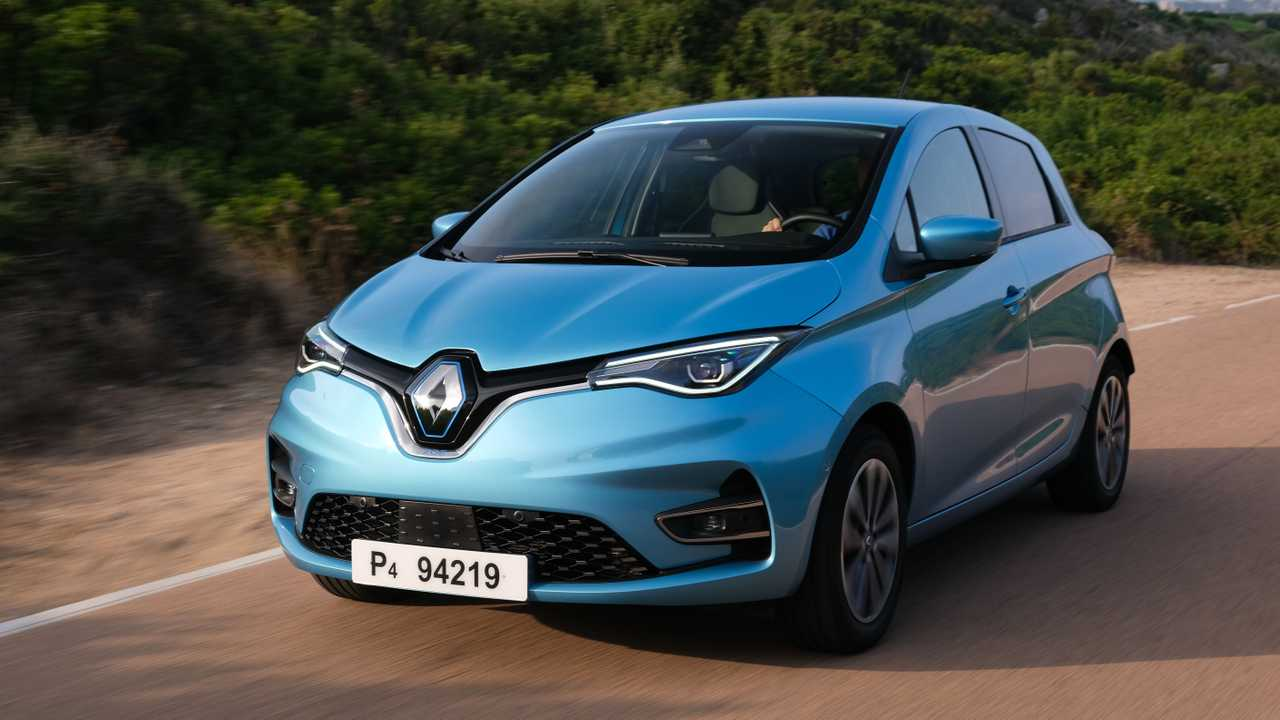 Renault Zoe (342 km)