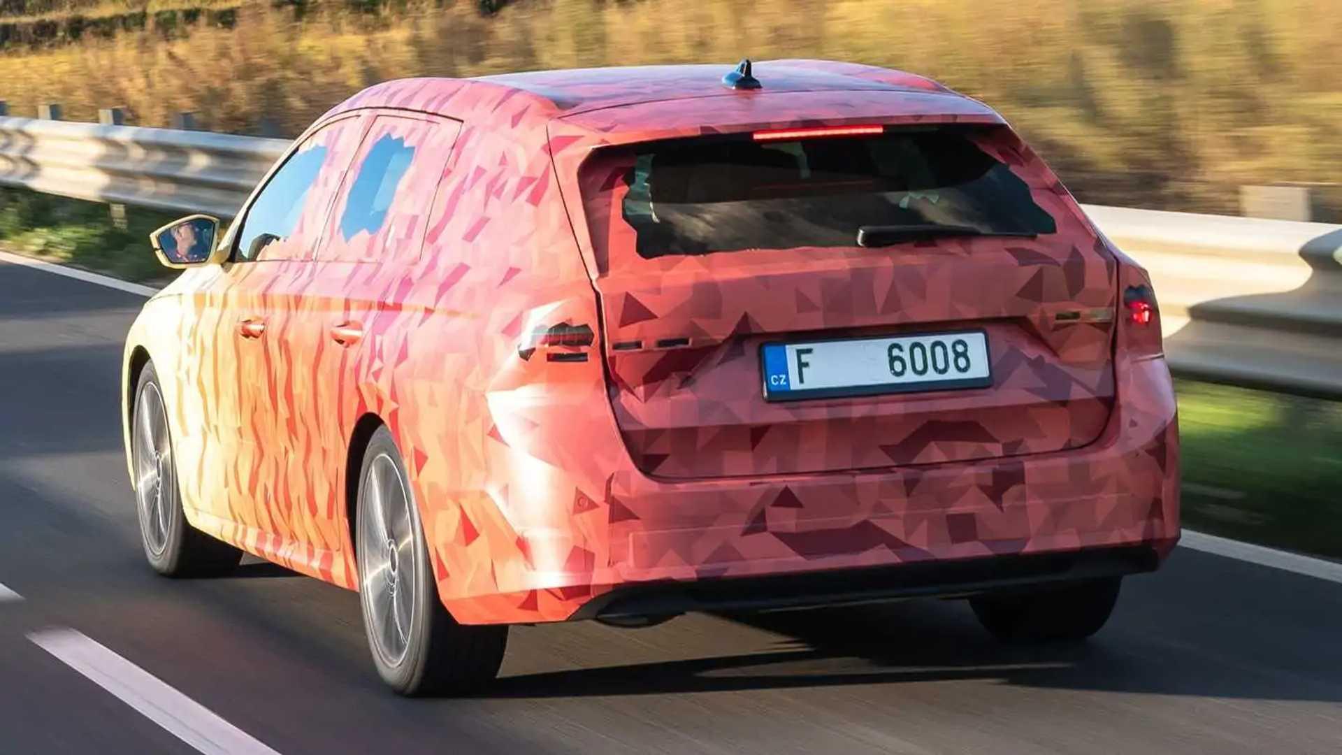 2020 Škoda Octavia IV 37