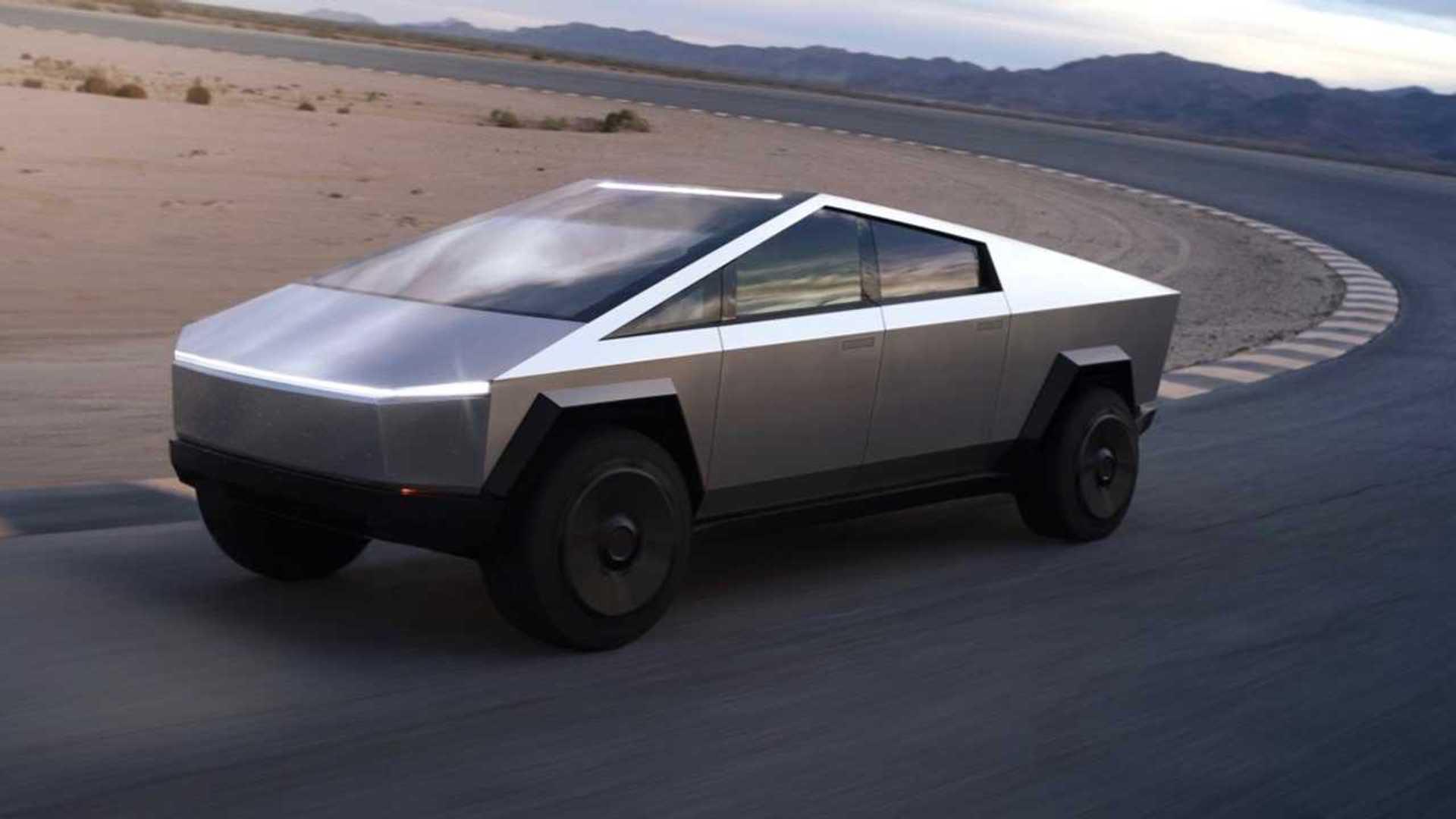 La Tesla Cybertruck llegó con diseño futurista y poder para regalar
