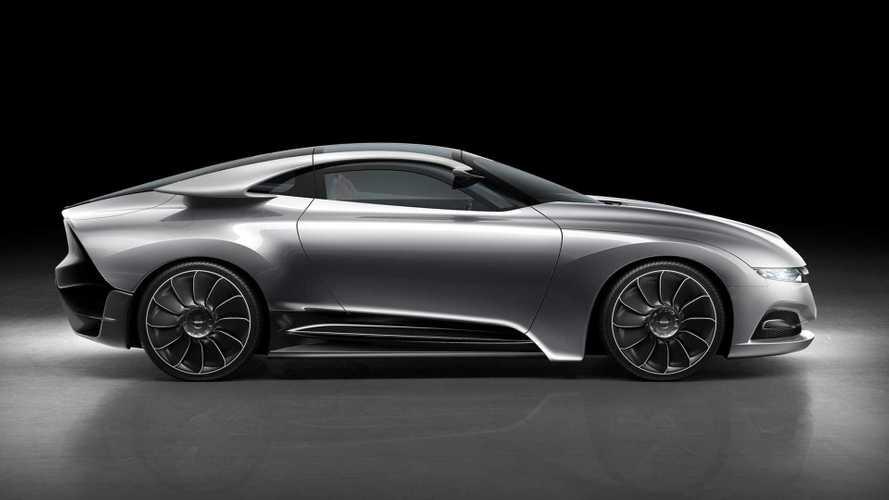 Vergessene Studien: Saab PhoeniX Concept (2011)