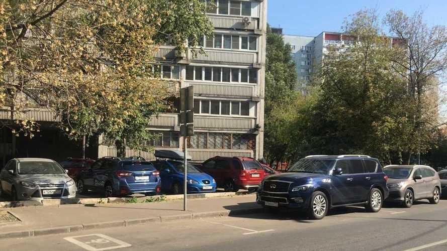 Москвичей лишили права выявлять нарушения ПДД