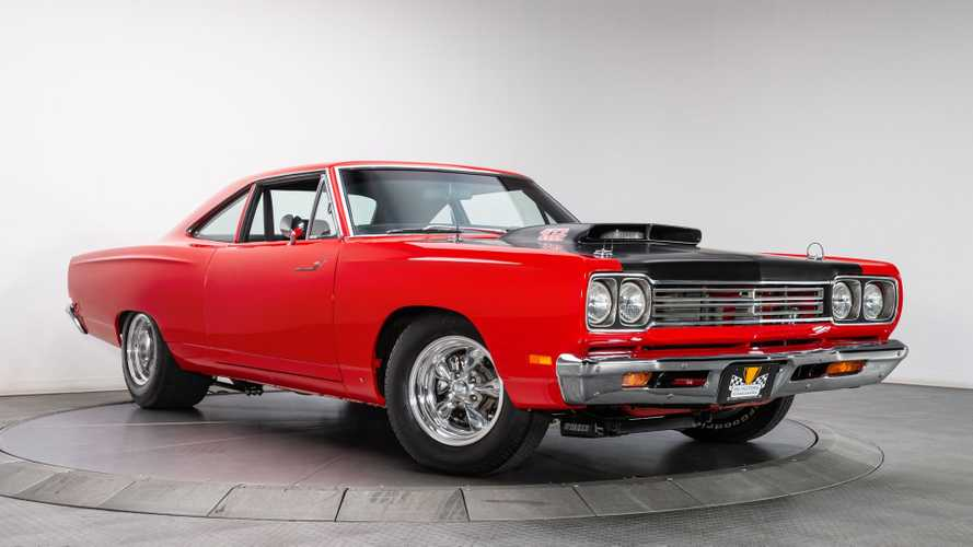 For Under $100K, Your Dream 1969 Plymouth Road Runner Awaits
