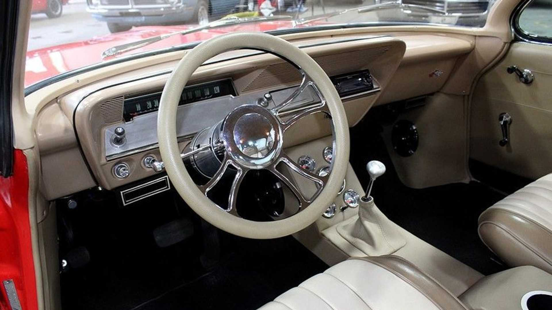 """[""""Restored 1961 Chevrolet Impala Is One Bad Bubbletop""""]"""