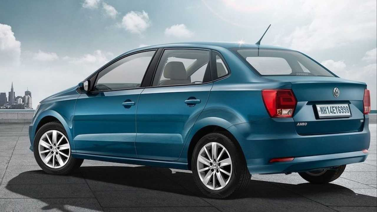 Top 10 VW Auslandsmodelle: VW Ameo