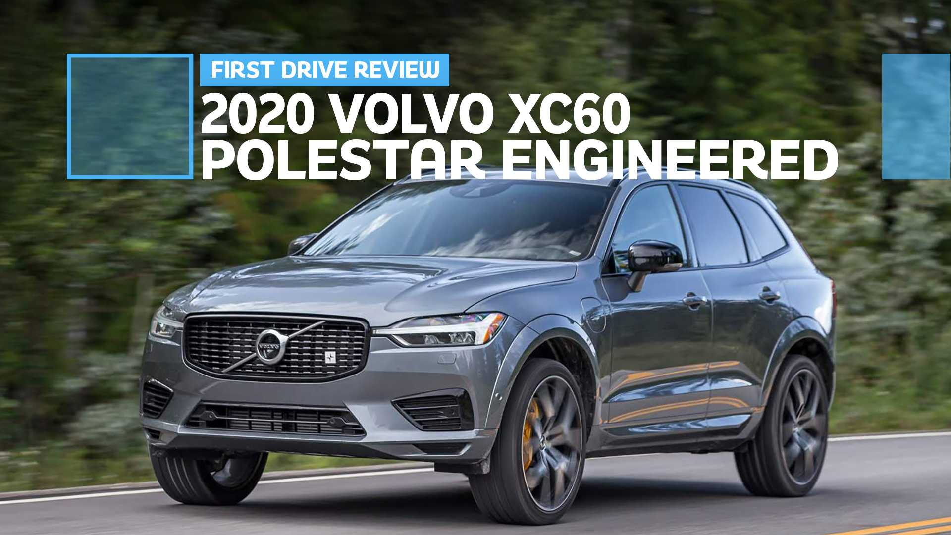 2020 Xc60 Review.2020 Volvo Xc60 Polestar Engineered First Drive Swede Emotion