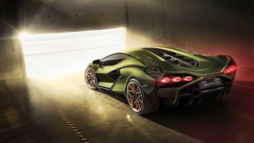 Lamborghini confirma un nuevo V12 híbrido con tecnología del Sián