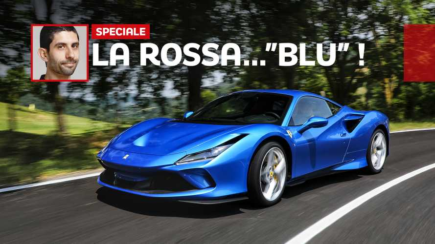 F8 Tributo, la Ferrari come quelle di una volta