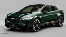Lister SUV-E Concept Jaguar I-Pace