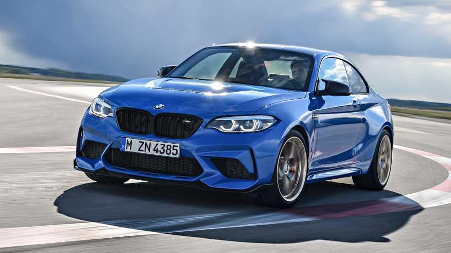 BMW M2 CS 2020: el deportivo soñado