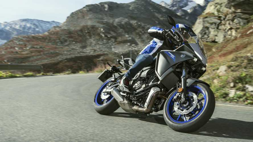 Yamaha Just Can't Wait For EICMA To Unveil The New Tracer 700
