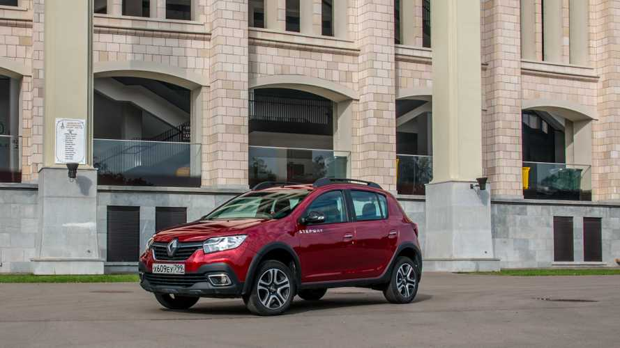 Renault Sandero Stepway City