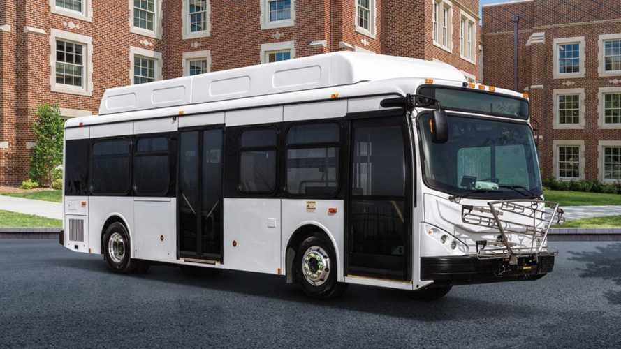 BYD Scored New Largest Electric Bus Order In The U.S.