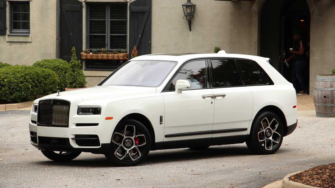 2020 Rolls Royce Cullinan Black Badge First Drive 4508909