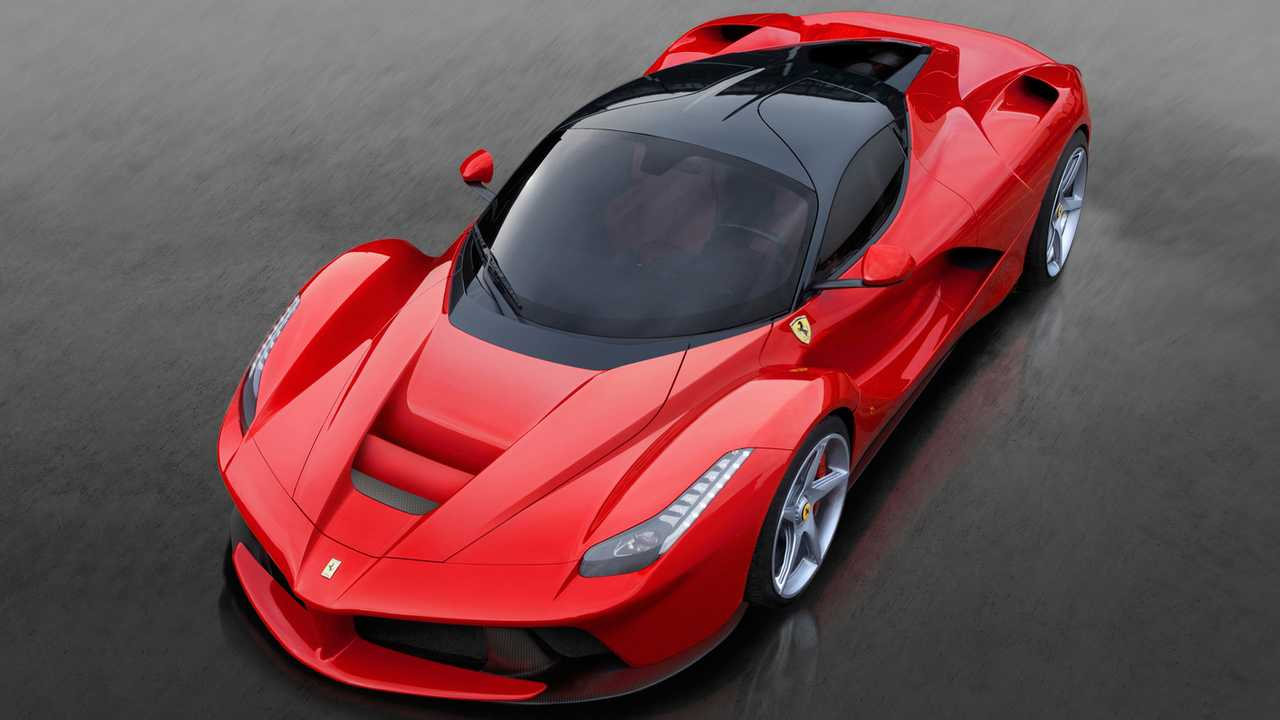 5. Ferrari LaFerrari