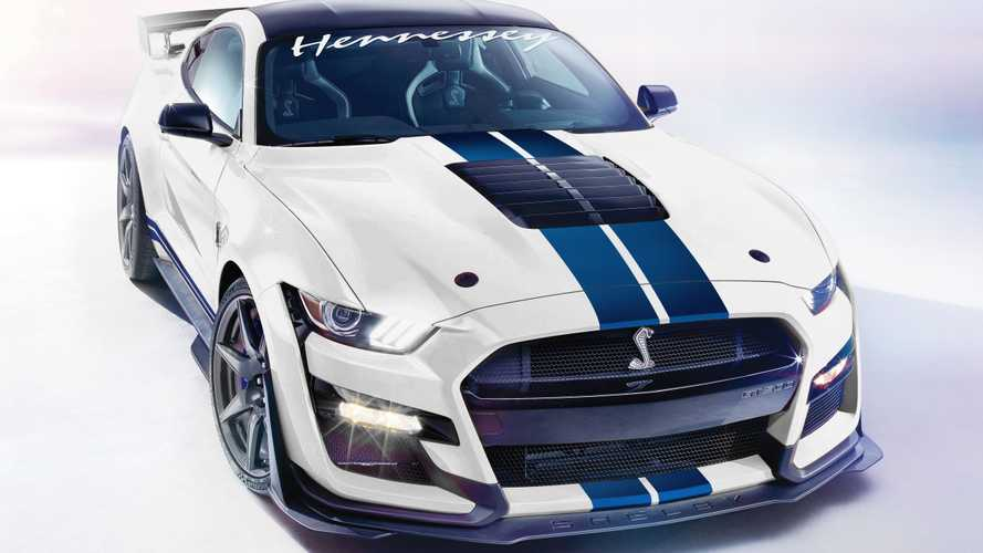 2020 Shelby GT500 to get 1,200 bhp from Hennessey