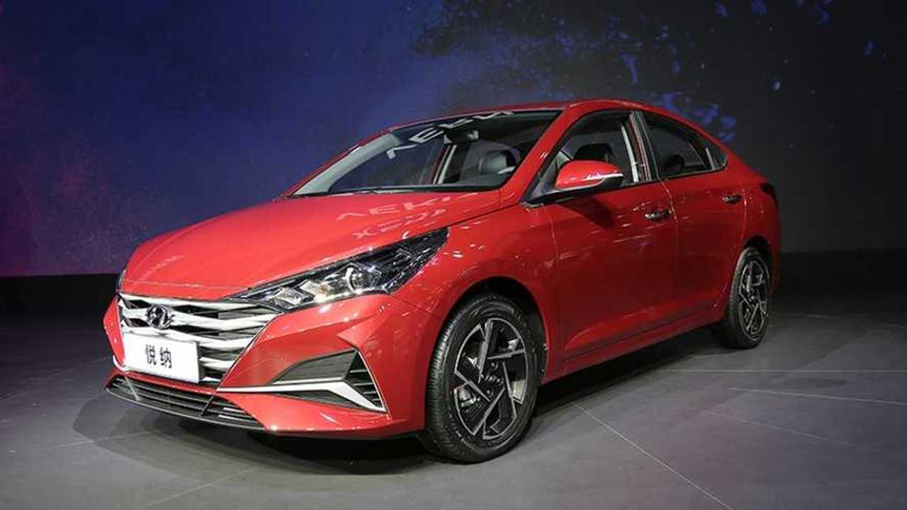 Обновленный Hyundai Verna/Solaris