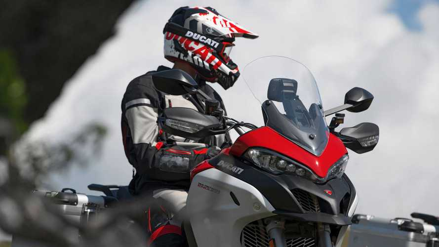2020 Ducati Multistrada 1260 GT May Feature Radar Cruise Control