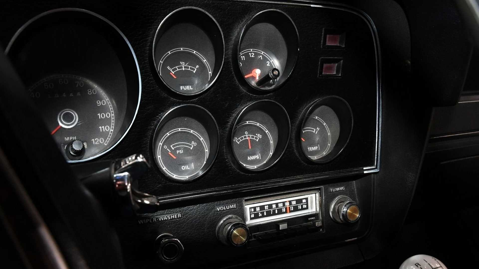 """[""""Numbers-Matching 1972 Ford Ranchero GT Is Extremely Rare""""]"""