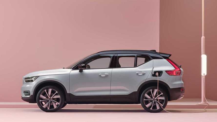 Volvo: nuova strategia per l'auto elettrica. Si parte con la XC40