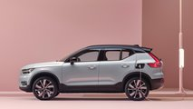 volvo xc40 twin engine plug in hybrid