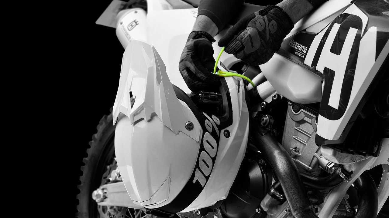 Z-Lok Helmet Lock - $24.99
