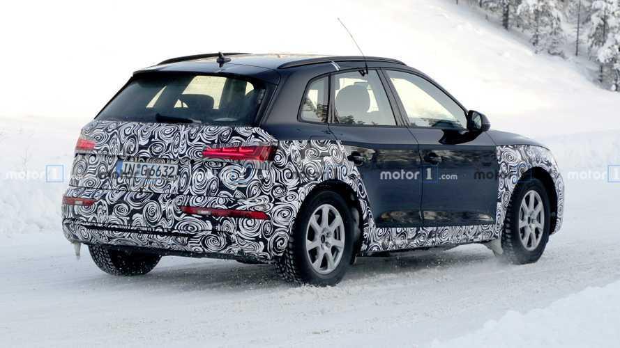 Makyajlı Audi Q5'e Sportback seçeneği geliyor