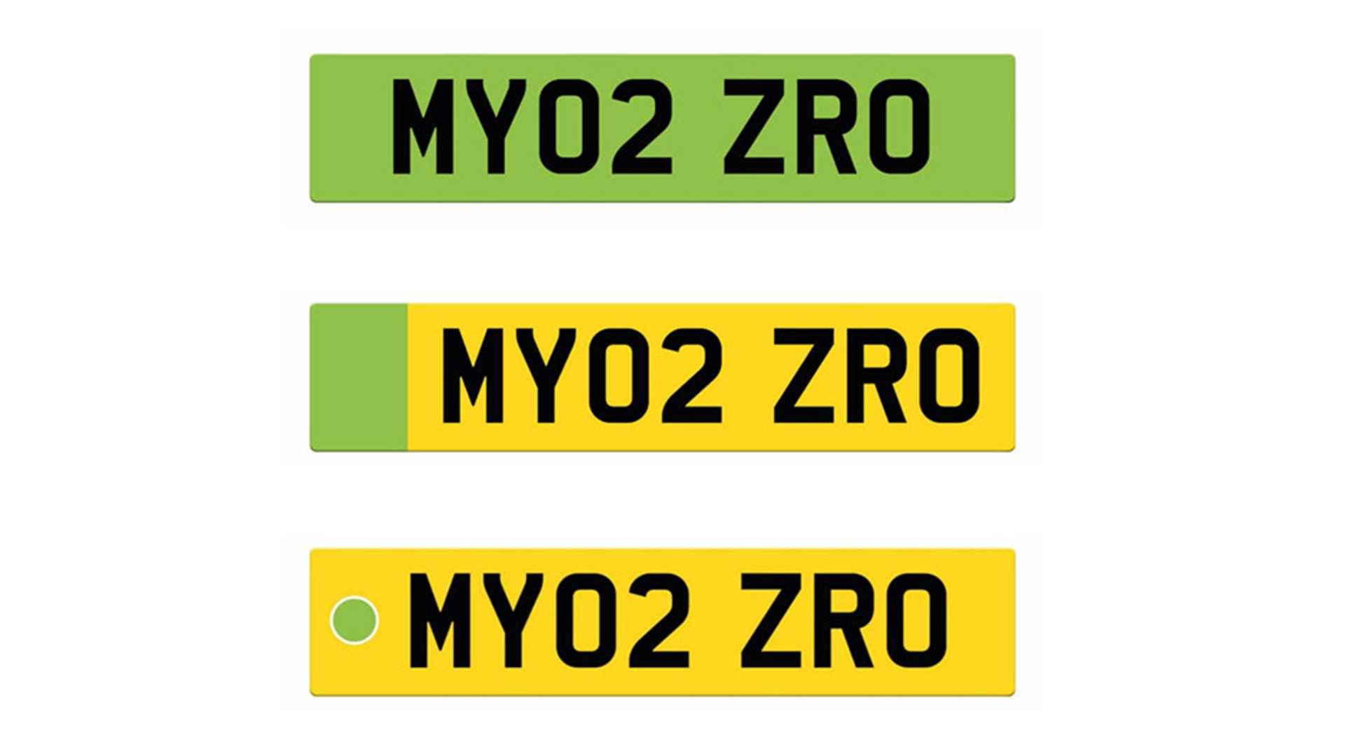 Government contemplates green number plates for EVs