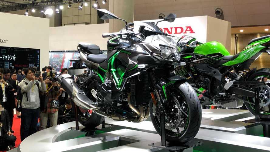 Nova Kawasaki Z H2 2020 é a versão naked da Ninja com supercharger
