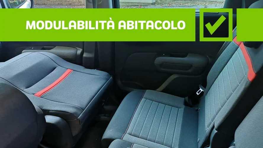 Citroen C3 Aircross 1.5 BlueHDi EAT6, pro e contro