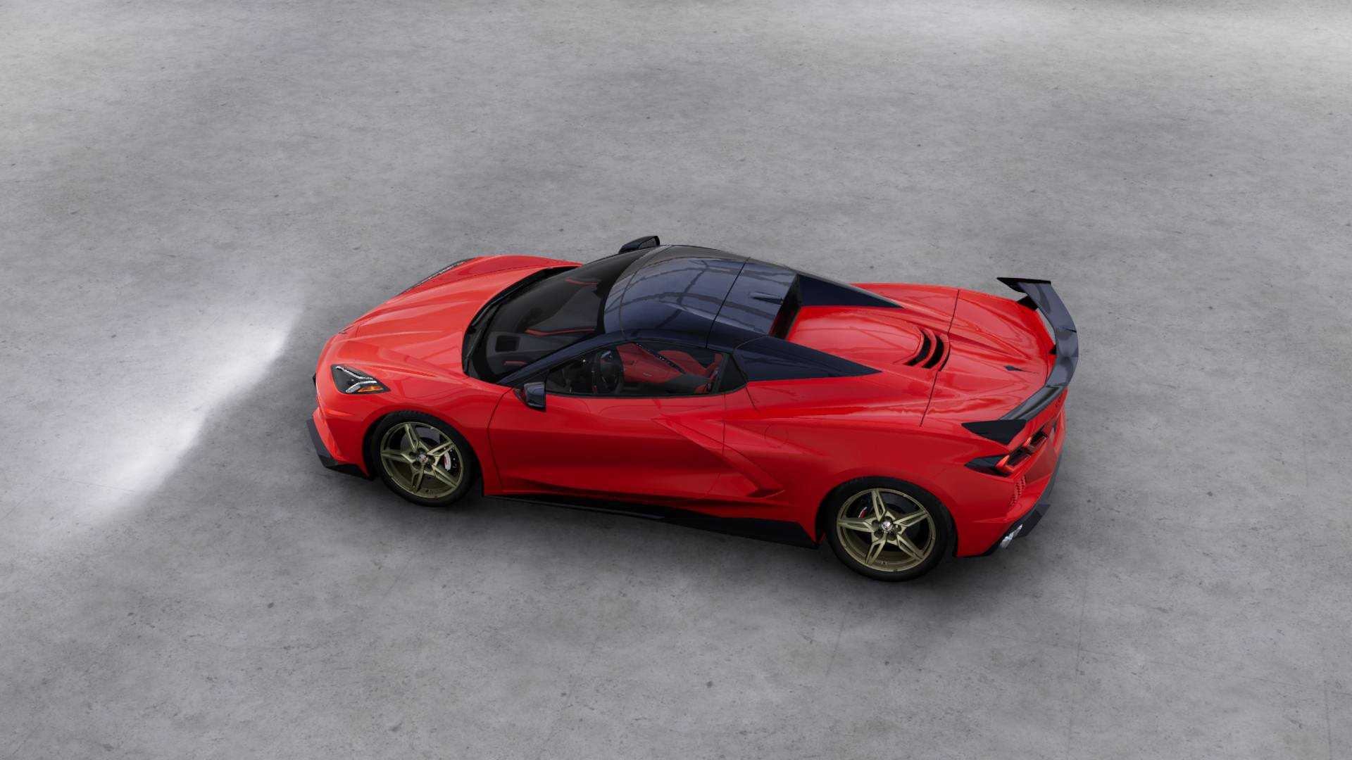 2020 Chevy Corvette Convertible Configurator Is Up, Go Be ...