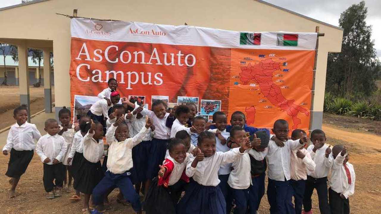AsConAuto Solidale in Madagascar