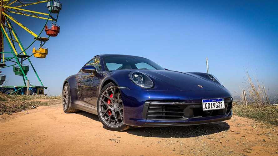 Teste: Porsche 911 Carrera S, o brinquedo recordista do parquinho