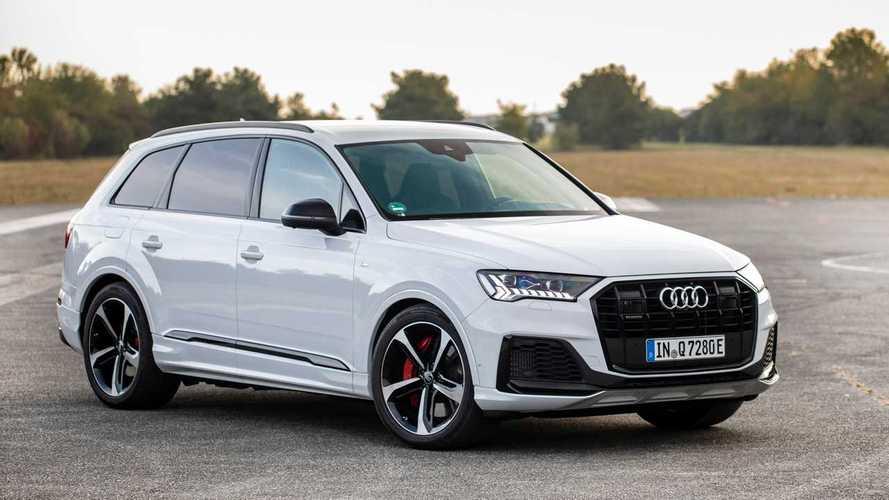 2020 Audi Q7 60 TFSI e