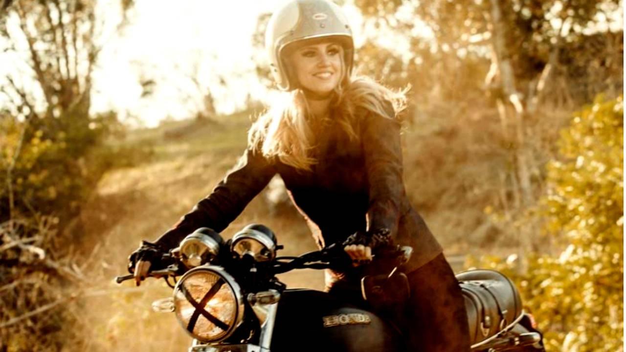 Gigi Montrose: Ginger Damon's Motorcycle Love Story