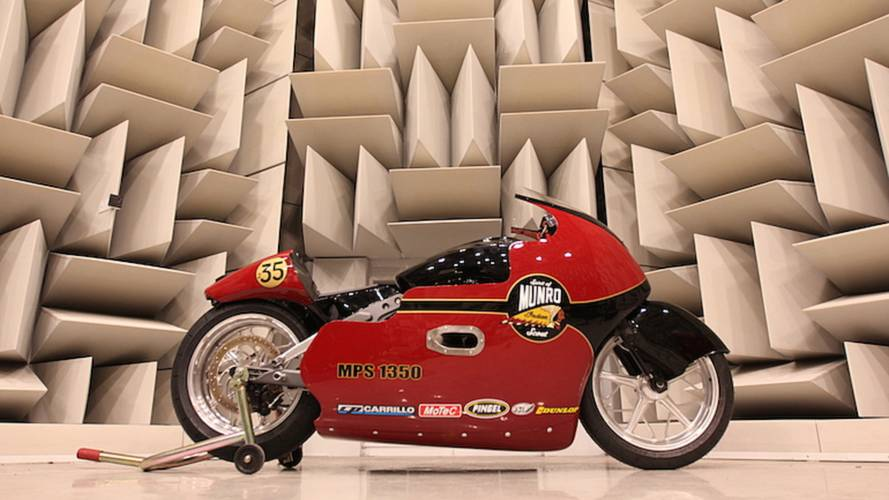 Indian Motorcycle to Re-Create Burt Munro Run at Bonneville