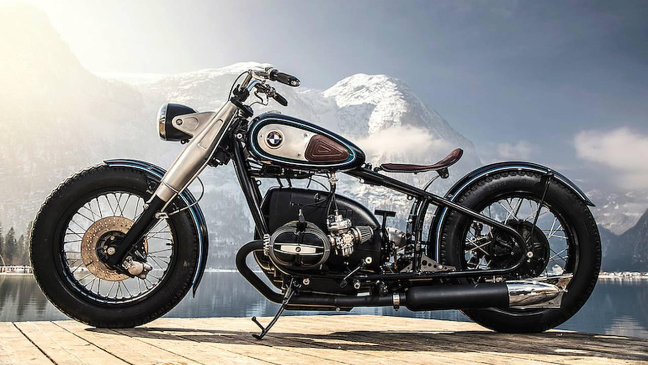Bike of the Week: R50/3 Bavarian Bobber