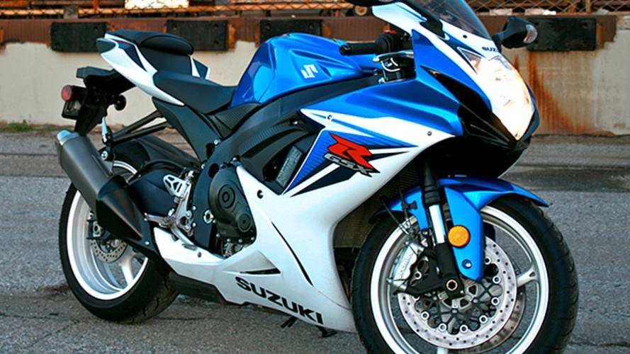 Sweet Gixxer, Bro - Suzuki GSX-R600 Review