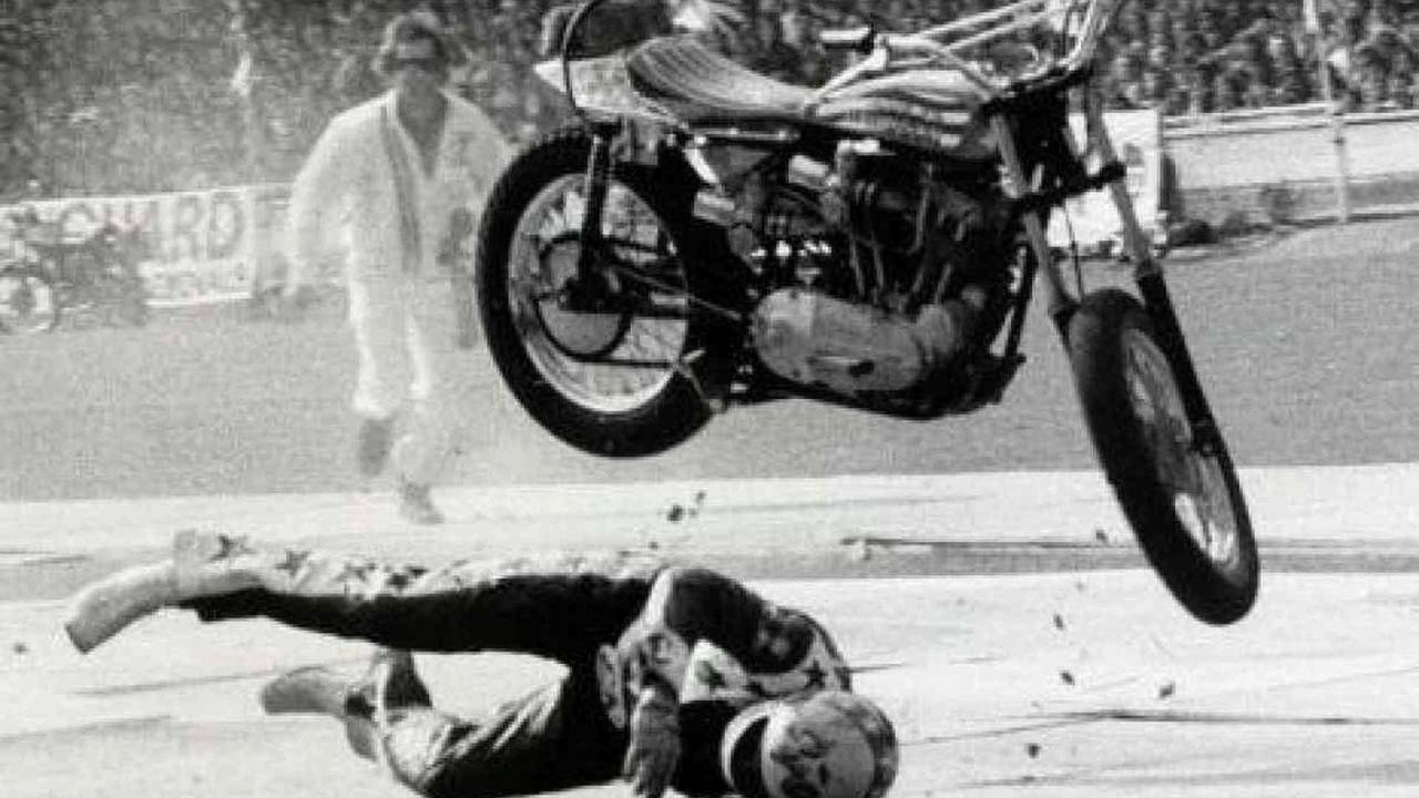Doug Danger Will Attempt 22 Car Evel Knievel Jump at Sturgis